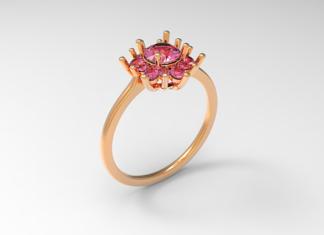ile powinien kosztowac pierścionek zareczynowy