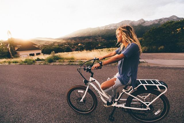 jakie ciśnienie w rowerze