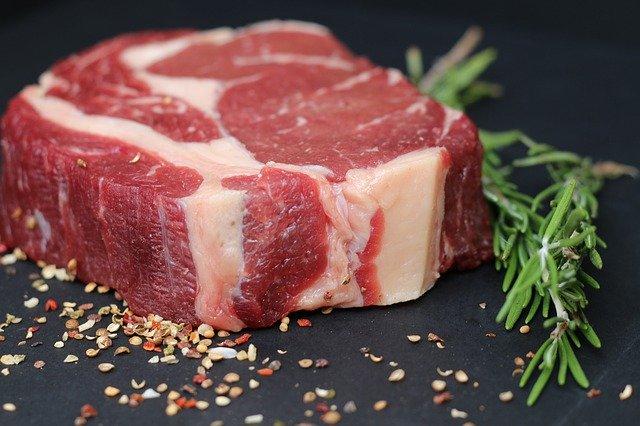 mięso na stek