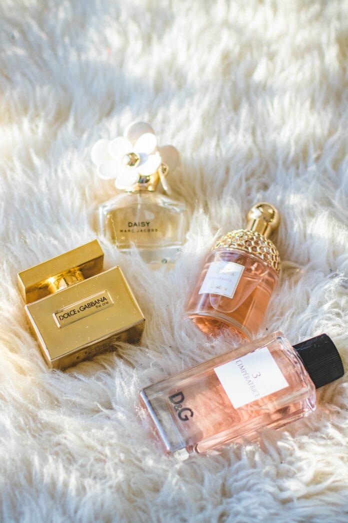 perfumy, perfumy dla par, perfumy dla niej