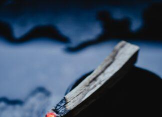 palo santo, rytuał okadzania, oczyszczanie