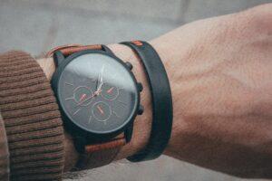 męski zegarek, modny zegarek