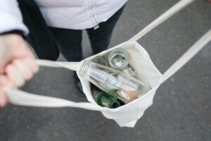 produkty kompostowalne, less waste