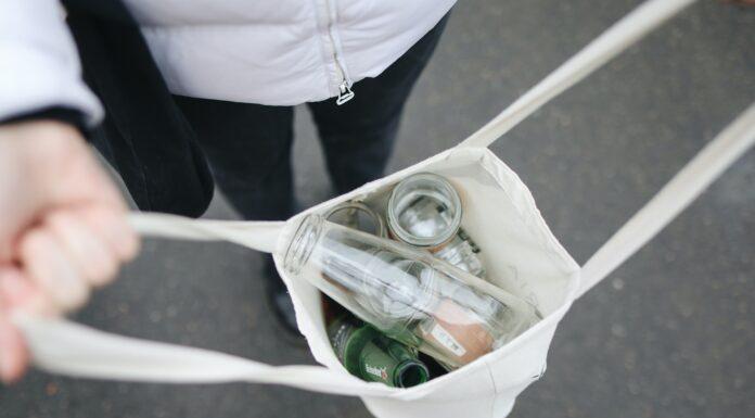 ekologiczne butelki, less waste