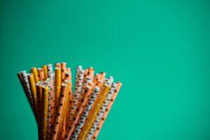 papierowe słomki, słomki, ekologia